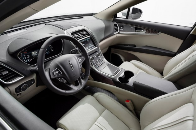 Amazing 2016 Lincoln MKX Interior Design Ideas