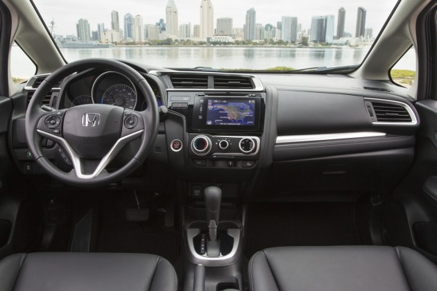 2016 Honda Fit model overview