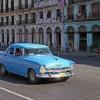 1955 Plymouth in Cuba