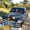 Old Plymouth in Cuba
