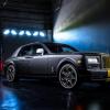 Antonio Brown's Custom Rolls Royce