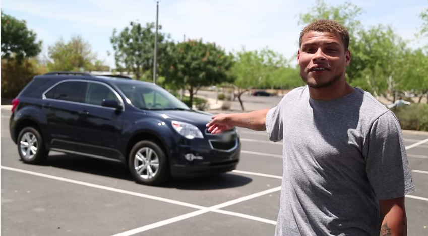 Arizona Cardinal Tyrann Mathieu Demonstrates What Happens to Pets In Hot Cars