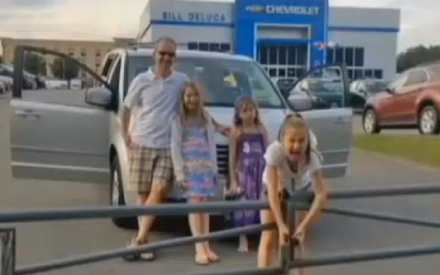 Massachusetts Family Trapped Inside A Chevrolet Dealership For - Massachusetts chevrolet dealers