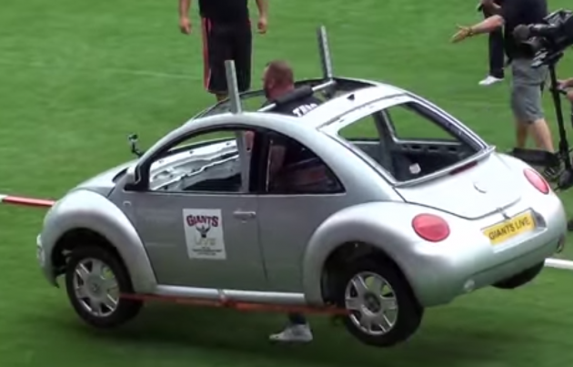 Bjornsson Beetle Lift