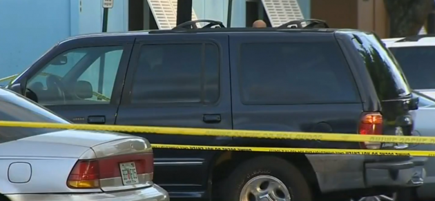 The baby left in the vehicle was only 11-months-old.