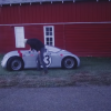 Chris Runge and his handbuilt Porsche