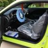 Dodge Hellcat Driver Seat