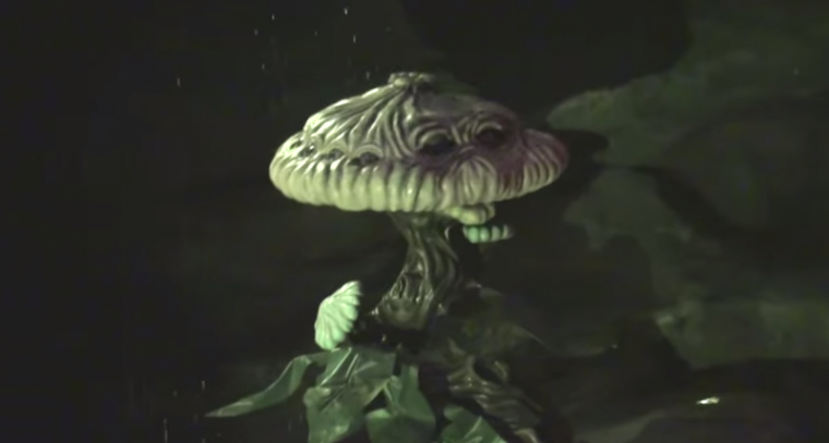 E.T. Mushroom