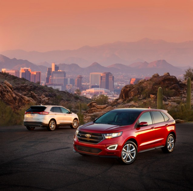 2015 Ford Edge Phoenix Skyline