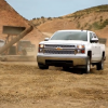 F-150 Repair Costs and Time - White 2015 Chevy Silverado