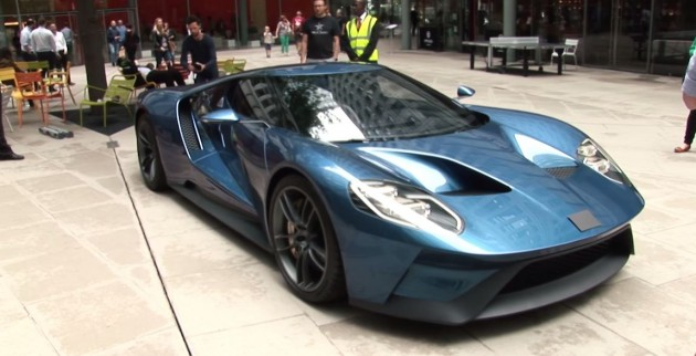 Ford GT London