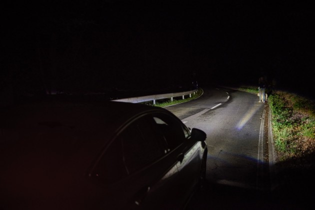 Ford's new Camera-Based Advanced Front Lighting System