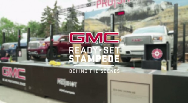 GMC Ready Set Stampede