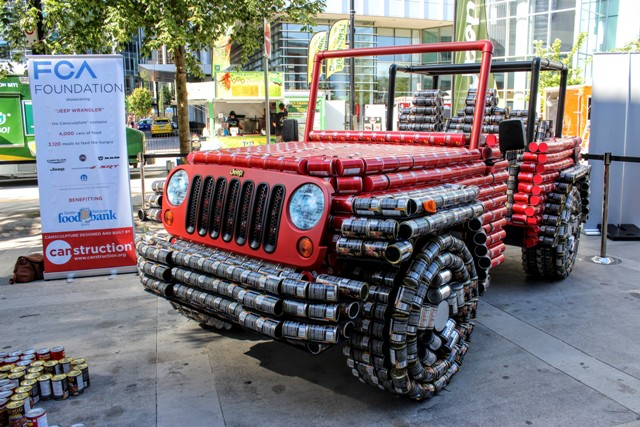 Jeep Canstruction