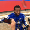 Josh Norman NASCAR Racing Experience Interview
