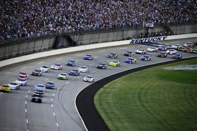 Immediate rule changes taking place this week at Kentucky Motor Speedway.