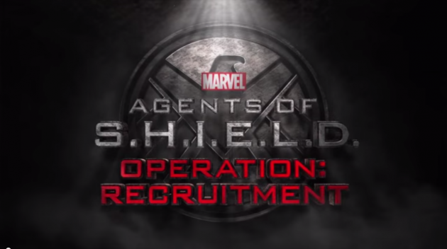 Lexus and Marvel Agents of S.H.I.E.L.D.