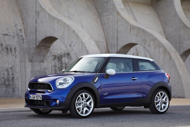 2016 mini paceman overview the news wheel. Black Bedroom Furniture Sets. Home Design Ideas
