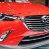 Mazda CX-3 grille