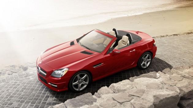 Mercedes SLK 5