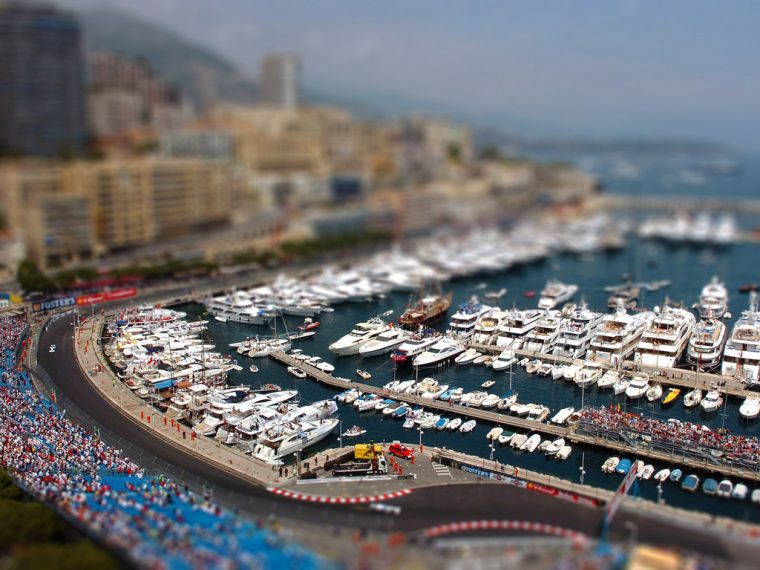 Monaco Formula One Grand Prix - Formula One vs. IndyCar Racing