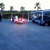 Porsche 918 Spyder Crash St. Tropez Almost Hits S Person