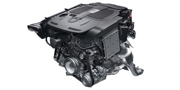 SLK Class Engine