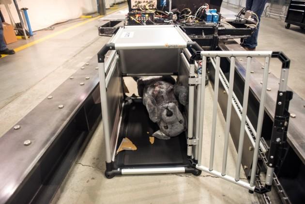Subaru Crate Testing Results