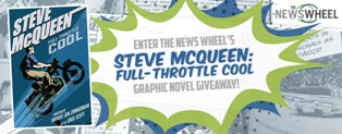 Win the Steve McQueen graphic novel giveaway