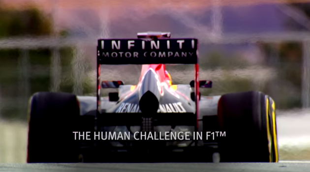 The Human Challenge in F1