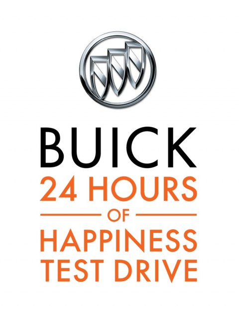 Buick Announces 24 Hours of Happiness Test Drive Program