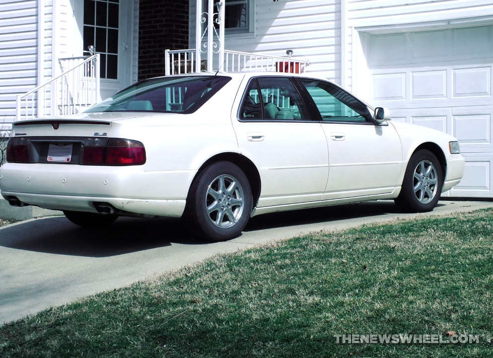 02 cadillac seville sls bro the news wheel