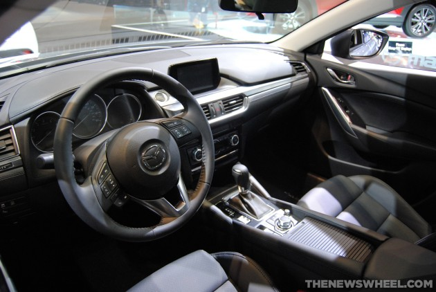 2016 mazda6 overview the news wheel. Black Bedroom Furniture Sets. Home Design Ideas