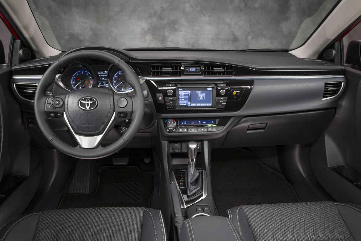 2016 Toyota Corolla Overview - The News Wheel