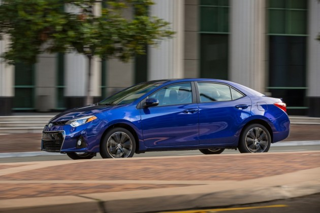 2016 Toyota Corolla overview