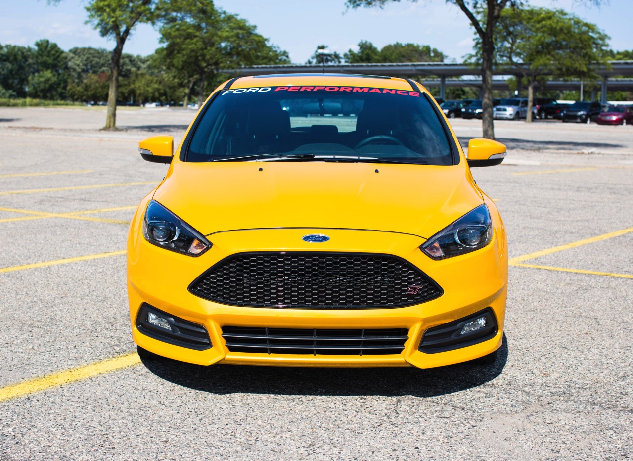ford boosts 2015 focus st to 275 horsepower with mountune performance kit the news wheel. Black Bedroom Furniture Sets. Home Design Ideas