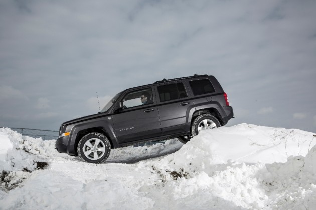 2015 Jeep Patriot Capability
