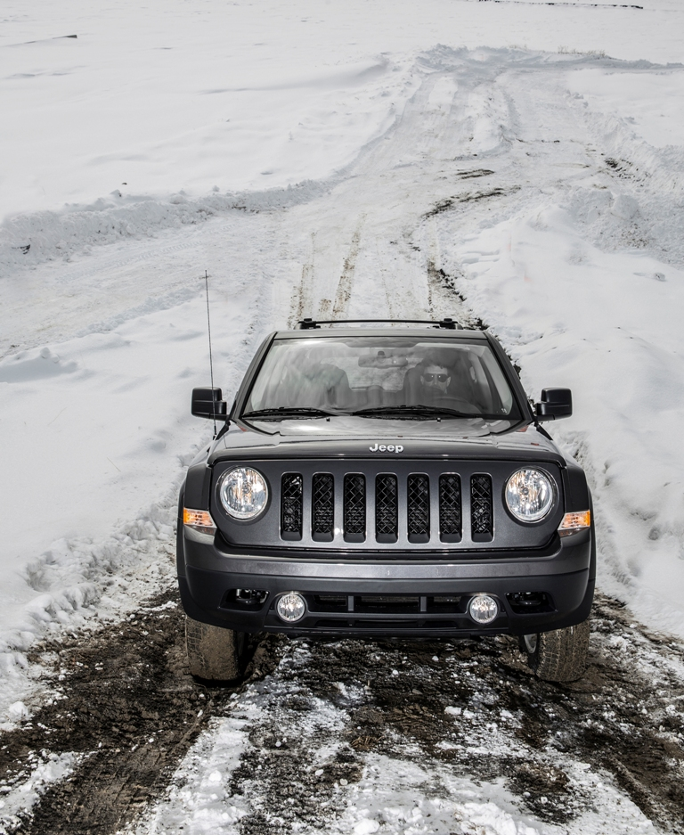 2015 Jeep Patriot Overview