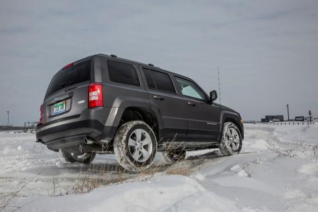 2015 Jeep Patriot Ruggedness