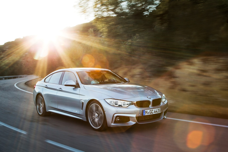 2016 bmw 4 series overview the news wheel. Black Bedroom Furniture Sets. Home Design Ideas