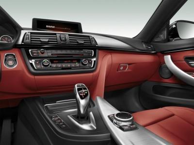 2016 BMW 4 Series Interior 2