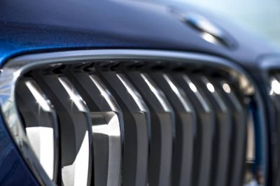 2016 BMW 6 Series Grille