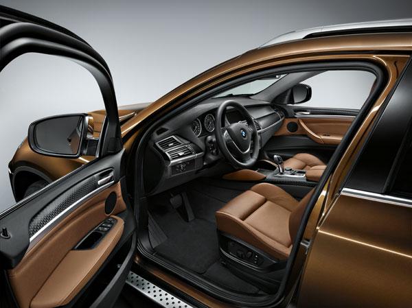 2016 BMW X6 Interior Door