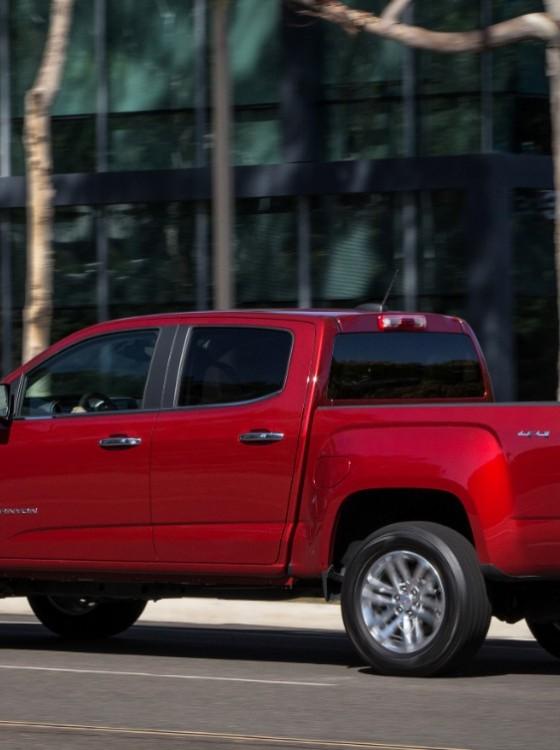 GMC Introduces 2016 Canyon Duramax Diesel | The News Wheel