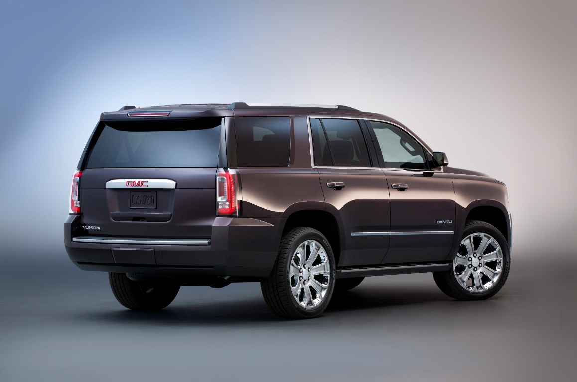 2016 gmc yukon denali the news wheel. Black Bedroom Furniture Sets. Home Design Ideas