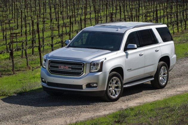 2016 gmc yukon overview the news wheel. Black Bedroom Furniture Sets. Home Design Ideas
