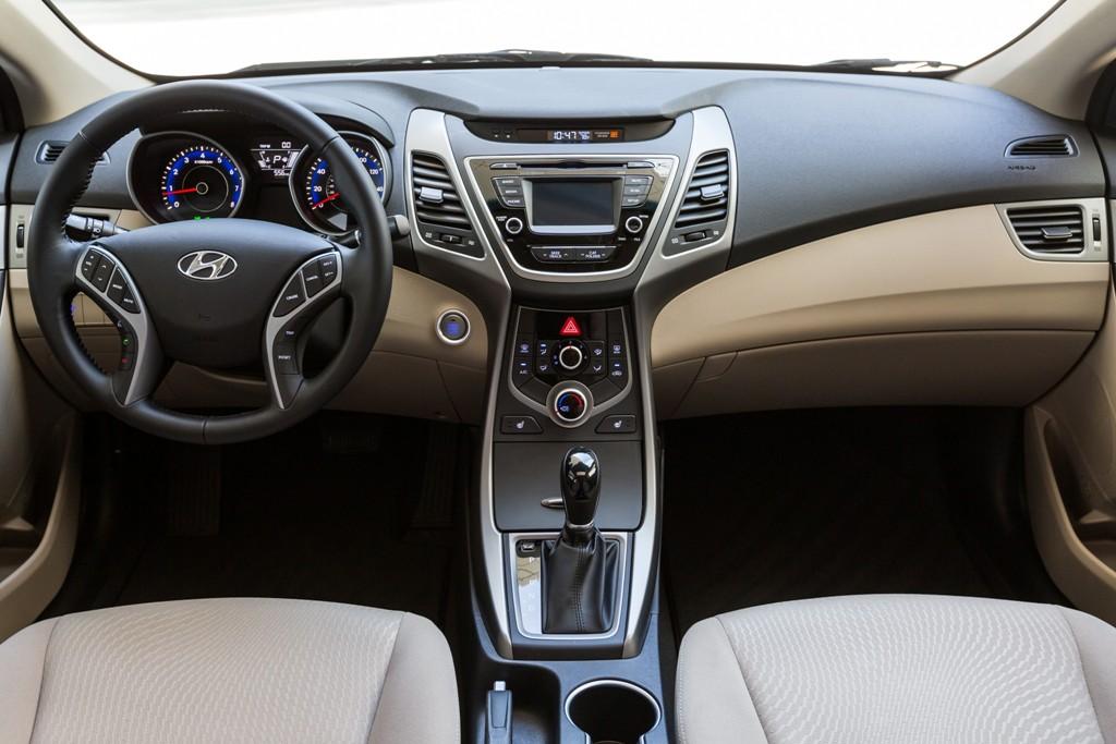 2016 Hyundai Elantra Sedan Overview The News Wheel