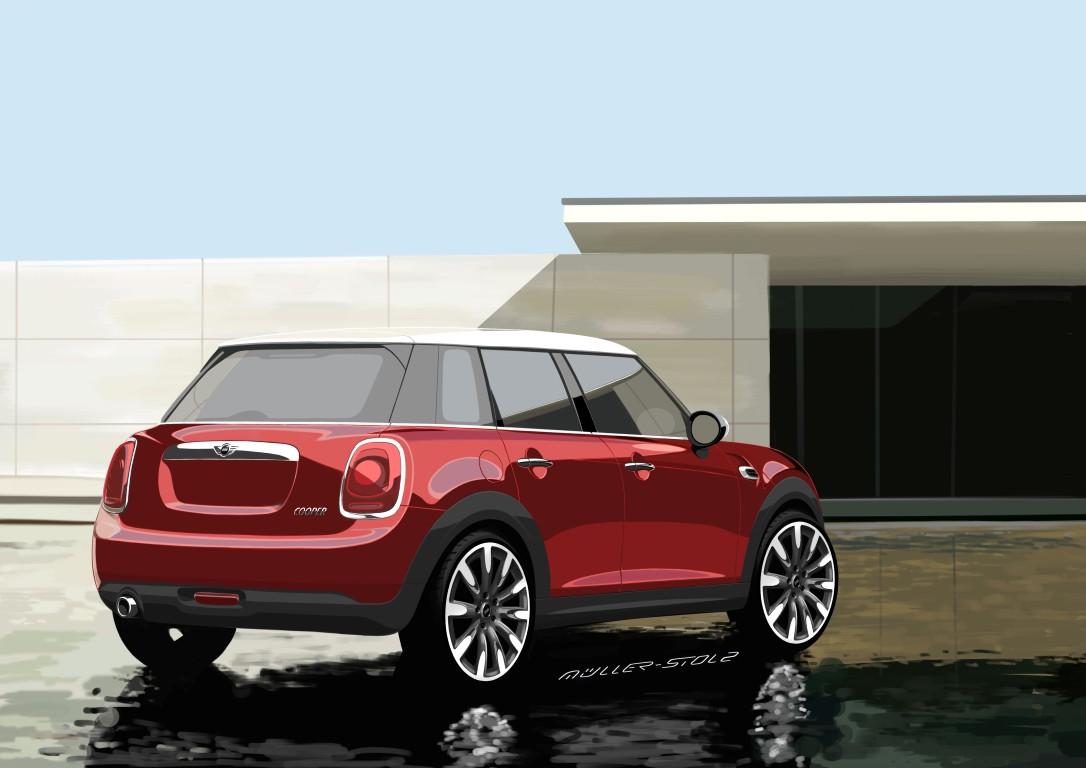 2016 mini hardtop 4 door 8 the news wheel. Black Bedroom Furniture Sets. Home Design Ideas