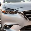 2016 Mazda6 front headlight