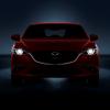 2016 Mazda6 in the dark